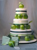 064-GREEN-APPLE-WEDDING-CAKE