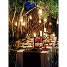 Enchated Forest theme party wedding reception kaboodle com