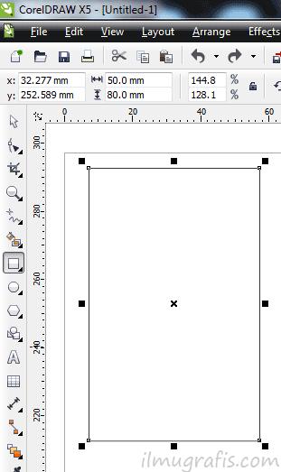 Ukuran Id Card Di Photoshop : ukuran, photoshop, Tutorial, Coreldraw, Lengkap, Bebas, Gratis