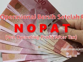 Laba Operasional Bersih Setelah Pajak (NOPAT)