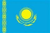 Bendera Kazakhstan