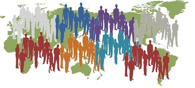 10 Negara dengan Jumlah Penduduk Terbanyak di Dunia