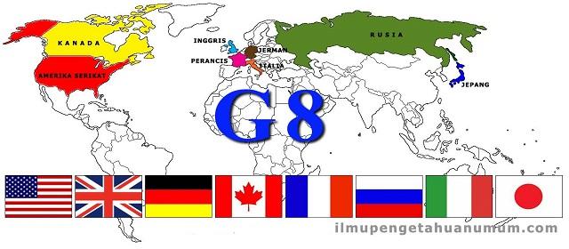 Negara Anggota G8