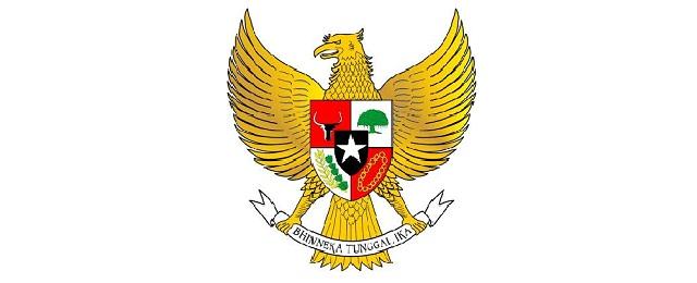 Garuda Pancasila, Lambang Negara Republik Indonesia
