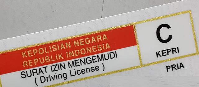 Jenis Jenis Surat Izin Mengemudi Dan Syarat Untuk Membuat Sim Indonesia