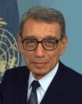 Boutros Boutros-Ghali Sekjen PBB 1992 - 1996