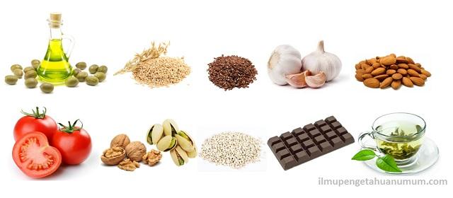 15 Resep Alami Peluruh Kolesterol