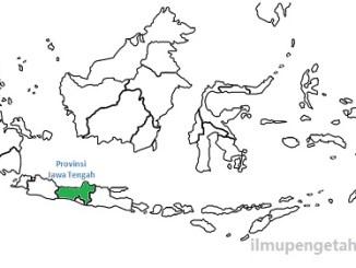 Daftar Kabupaten dan Kota di Provinsi Jawa Tengah