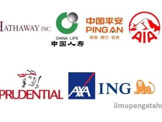 Daftar 10 Perusahaan Asuransi Terbesar di Dunia