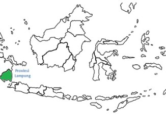 Daftar Kabupaten dan Kota Provinsi Lampung