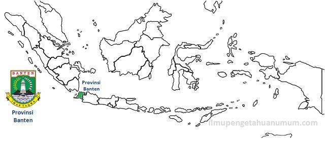 Daftar Kabupaten dan Kota di Provinsi Banten (Profil Provinsi Banten)