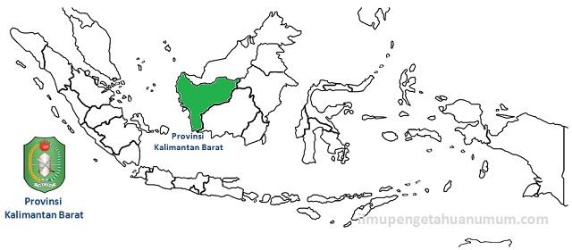 Daftar Kabupaten dan Kota di Provinsi Kalimantan Barat