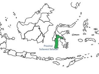 Daftar Kabupaten dan Kota di Provinsi Sulawesi Selatan