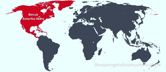 Negara-negara di Benua Amerika Utara beserta Ibukotanya