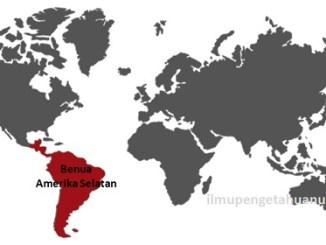 Negara-negara di Benua Amerika Selatan beserta Ibukotanya