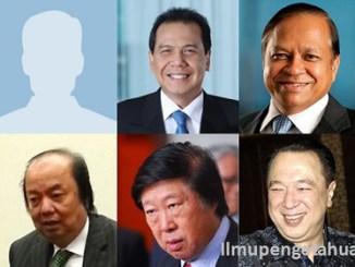 10 Orang Terkaya di Indonesia 2016 versi Forbes