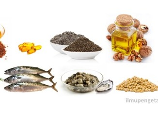 10 Makanan yang mengandung Omega-3 Tertinggi
