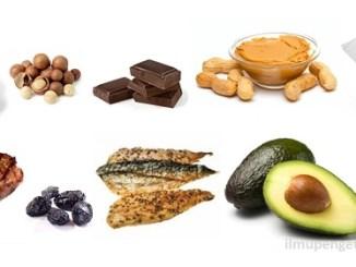 10 Makanan yang mengandung Kalori Tertinggi