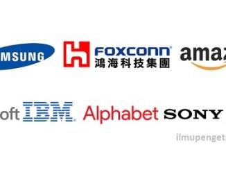 10 Perusahaan Teknologi Terbesar di Dunia