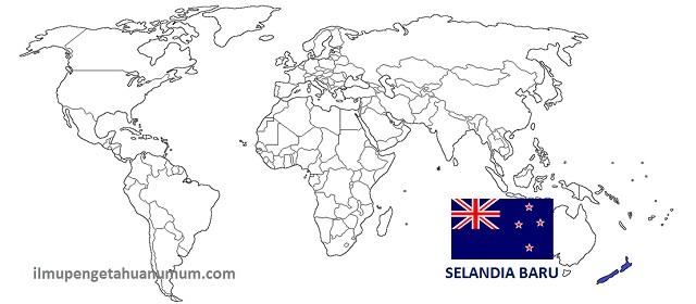 Profil Negara Selandia Baru