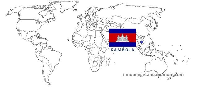 Profil Negara Kamboja (Cambodia)