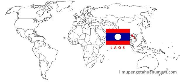 Profil Negara Laos dan Pembagian Provinsi di Laos