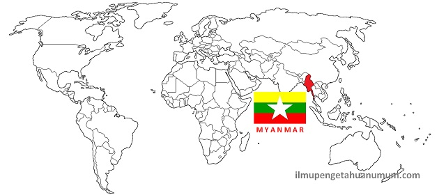 Gambar Negara Myanmar Profil Negara Myanmar Burma Ilmu Pengetahuan Umum