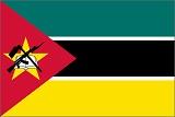 Bendera Mozambik