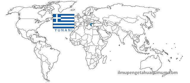 Profil Negara Yunani (Greece)