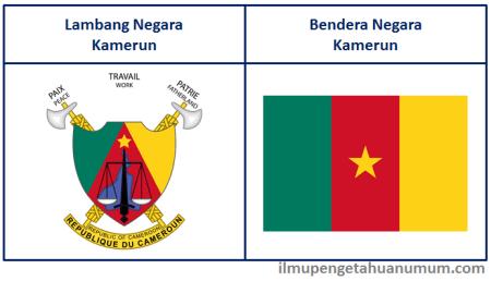 Lambang Negara Kamerun dan Bendera Kamerun
