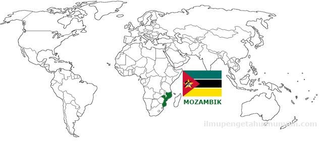 Profil Negara Mozambik