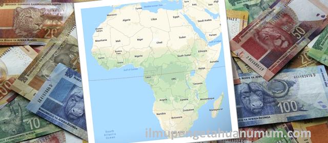 10 Negara Terkaya di Afrika