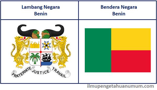 Lambang Negara Benin dan Bendera Benin