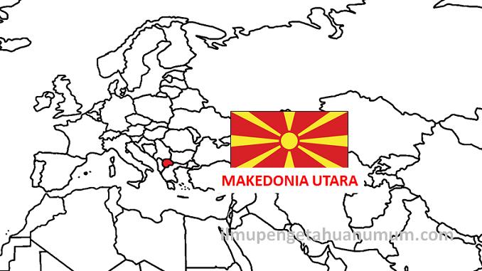 PROFIL NEGARA MAKEDONIA UTARA
