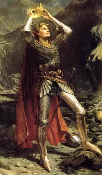 King Arthur min