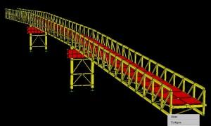 sap 2000 jembatan