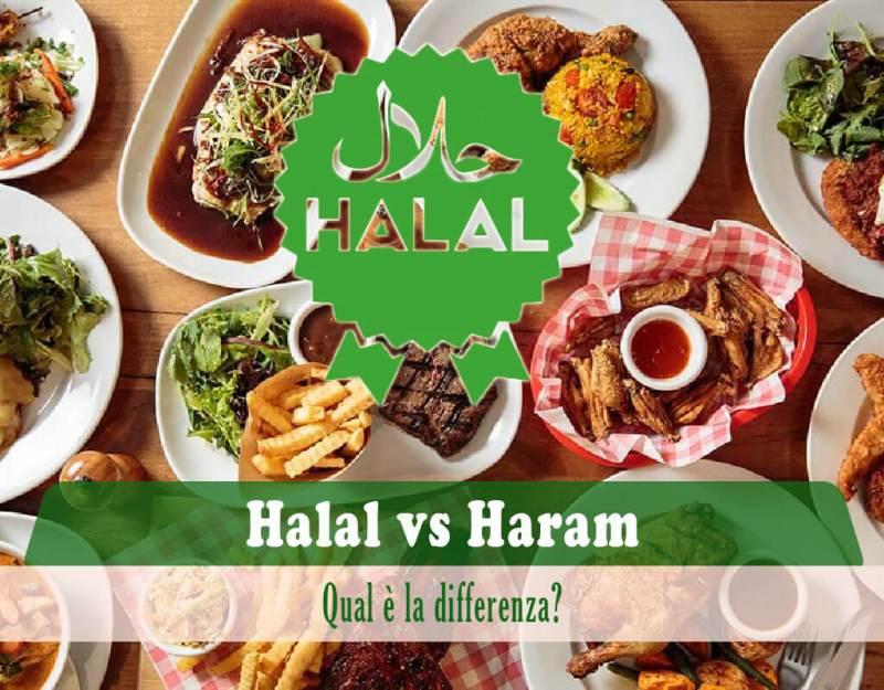 halal e haram, cosa significa halam, cosa significa haram, differenze halal e haram