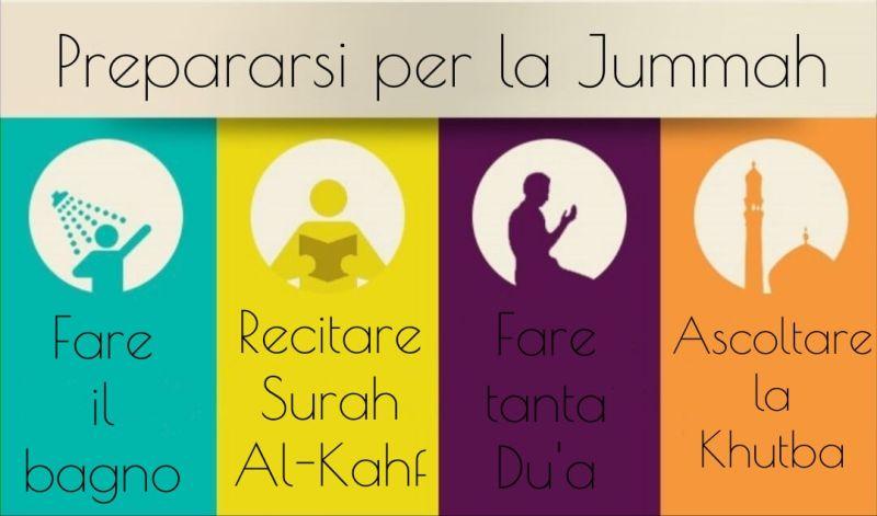 sunnah tagliare unghie venerdì nell'islam
