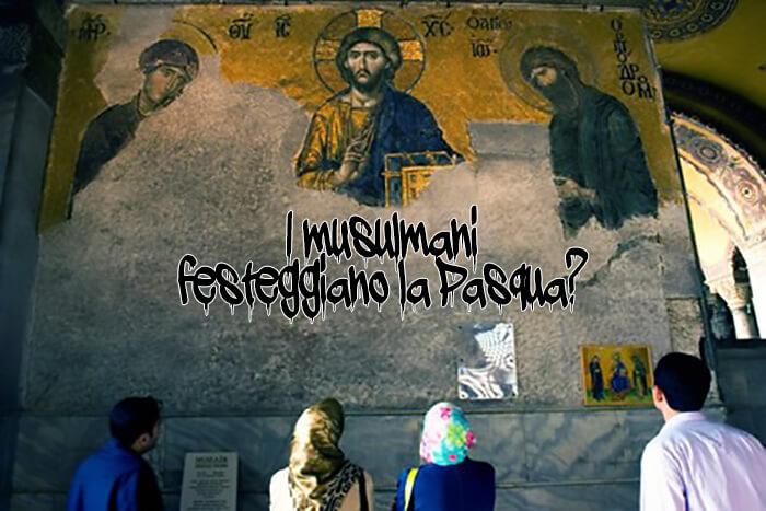 i musulmani festeggiano la Pasqua?, i musulmani celebrano la Pasqua?, i musulmani possono festeggiare la Pasqua insieme ai cristiani?