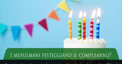 i musulmani festeggiano il compleanno?, i musulmani celebrano il compleanno?, il compleanno nell'Islam, festeggiare il compleanno nell'Islam
