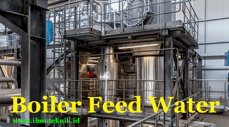ilmuteknik.id - Boiler Feed Water Pump