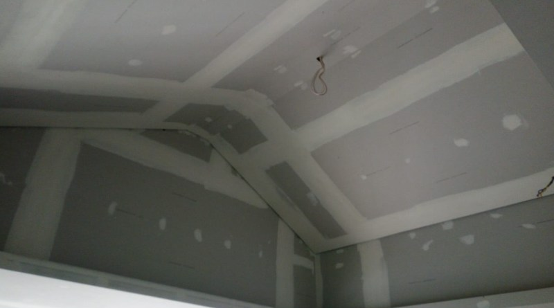 ilmuteknik.id - Plafond Gypsum untuk kamar