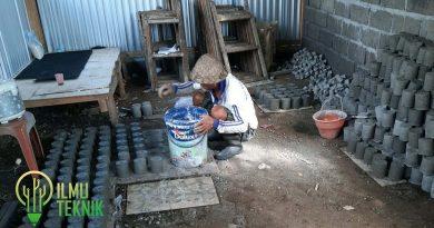 ilmuteknik.id - proses pembuatan beton decking