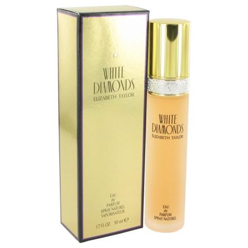 WHITE DIAMONDS by Elizabeth Taylor - Eau De Parfum Spray 50 ml f. dömur