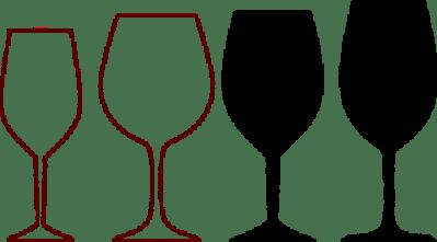 tipi di bicchiere