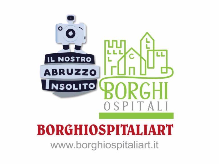 """Il logo """"Il Nostro Abruzzo Insolito"""" è stato disegnato da Alessandro Arrigo."""