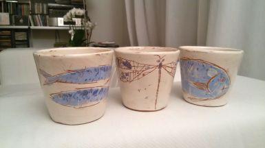 le ceramiche di Piero Bravin