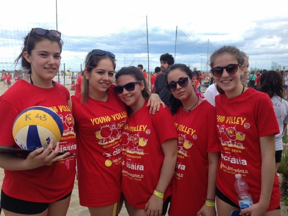 16° Young Volley powered by Cisalfa Sport 2