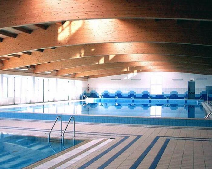 Nuovi lucernari alle piscine comunali di Roncade  Il Nuovo Terraglio News su Venezia Treviso