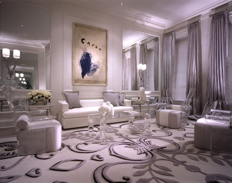 Hotel interior design firms dubai for Famous interior designs